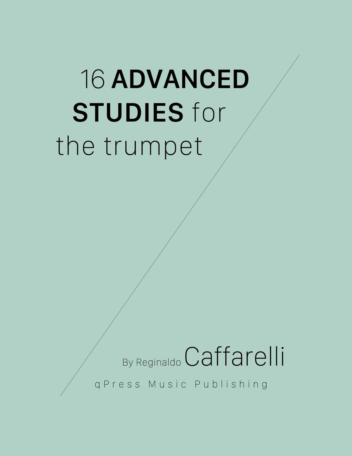 Caffarelli, 16 Etudes de Perfectionnement-p01