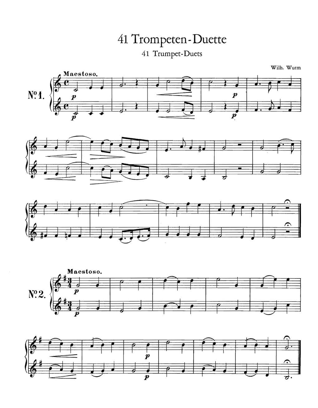 Duets Wurm, 41 Trumpet Duets_Page_03