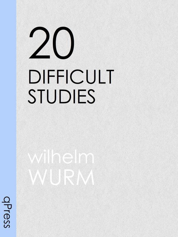 wurm-20-difficult-studies