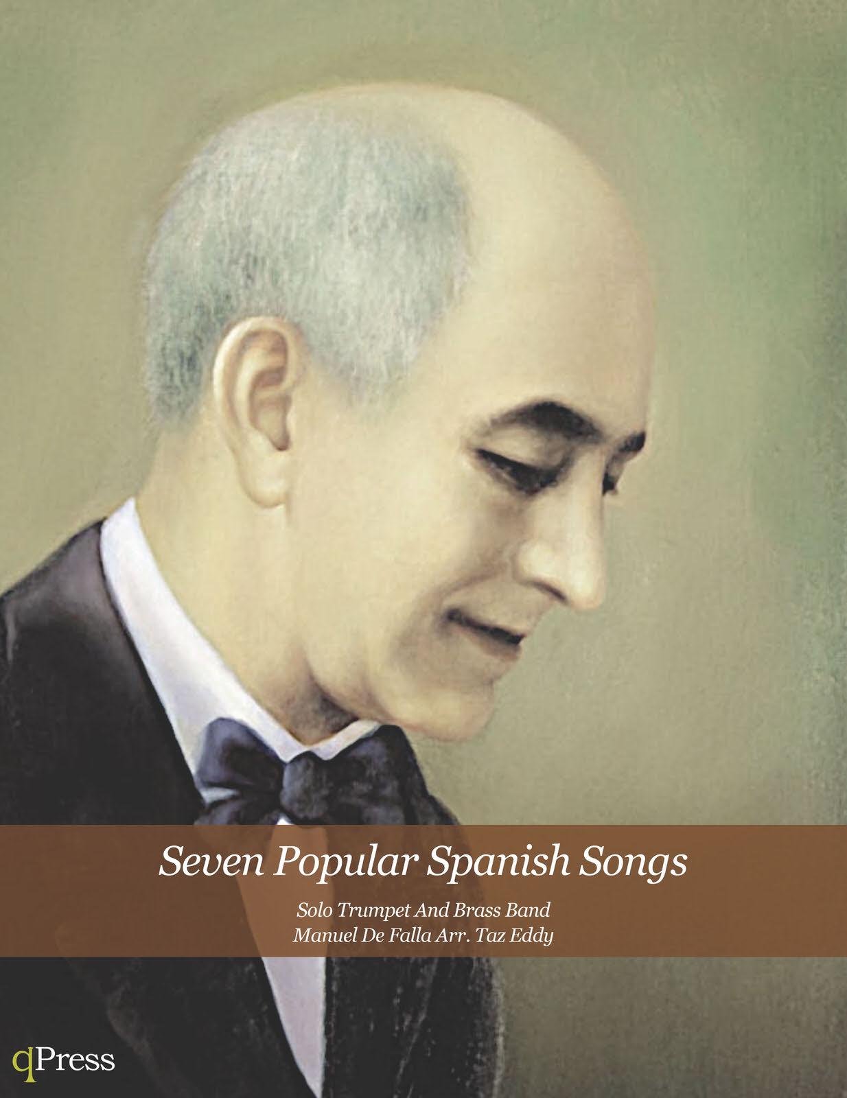 Seven Popular Spanish Songs (Brass Band)
