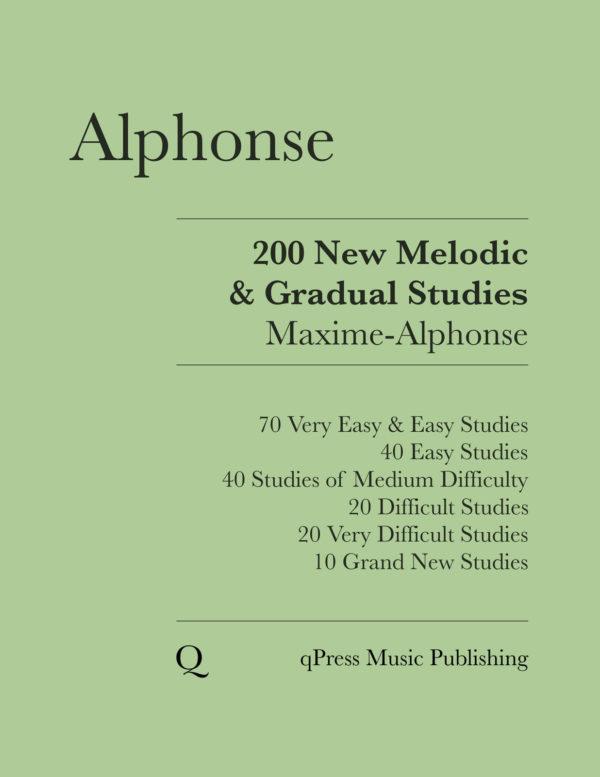 200 New Melodic and Gradual Studies