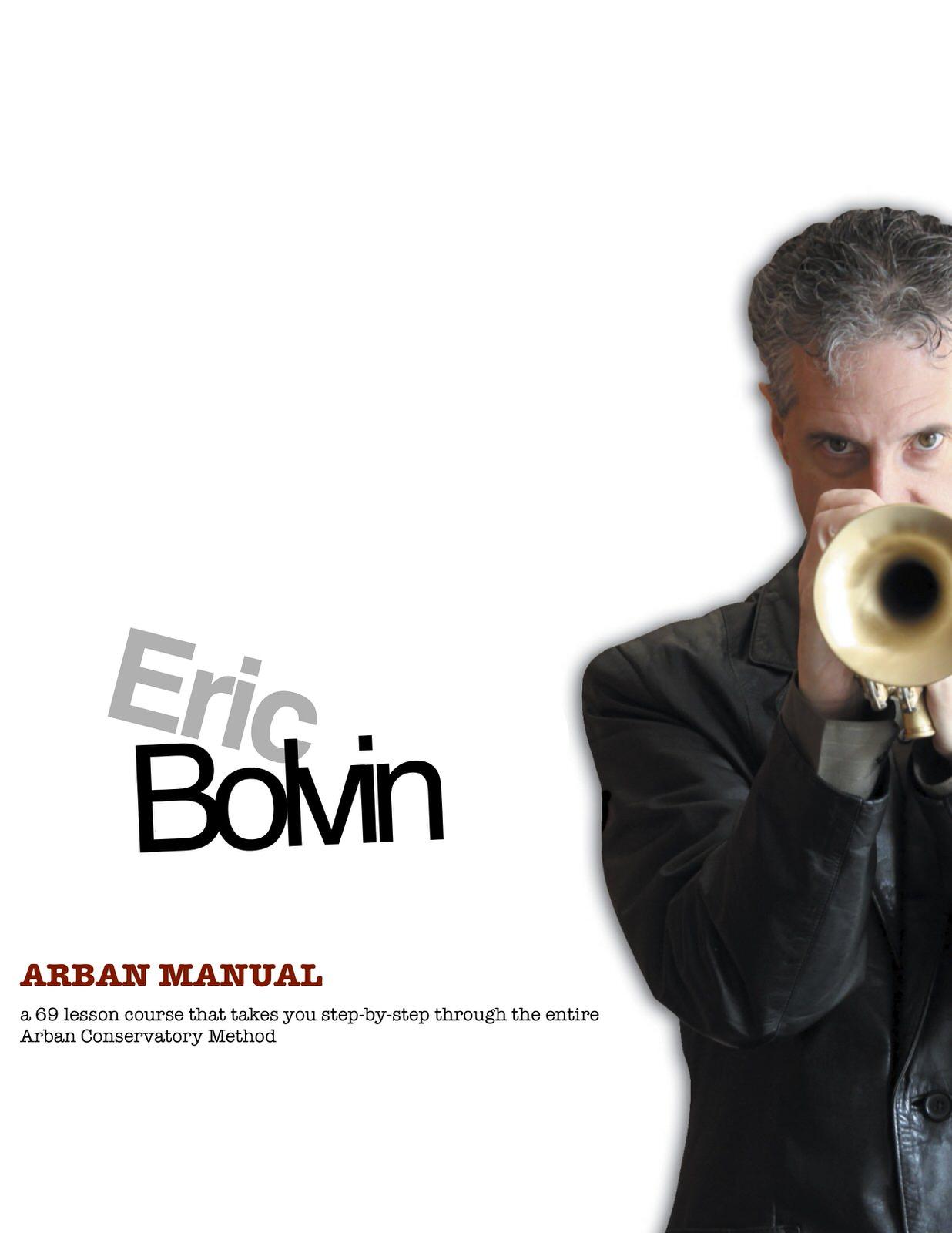 Arban Manual Eric Bolvin Trumpet