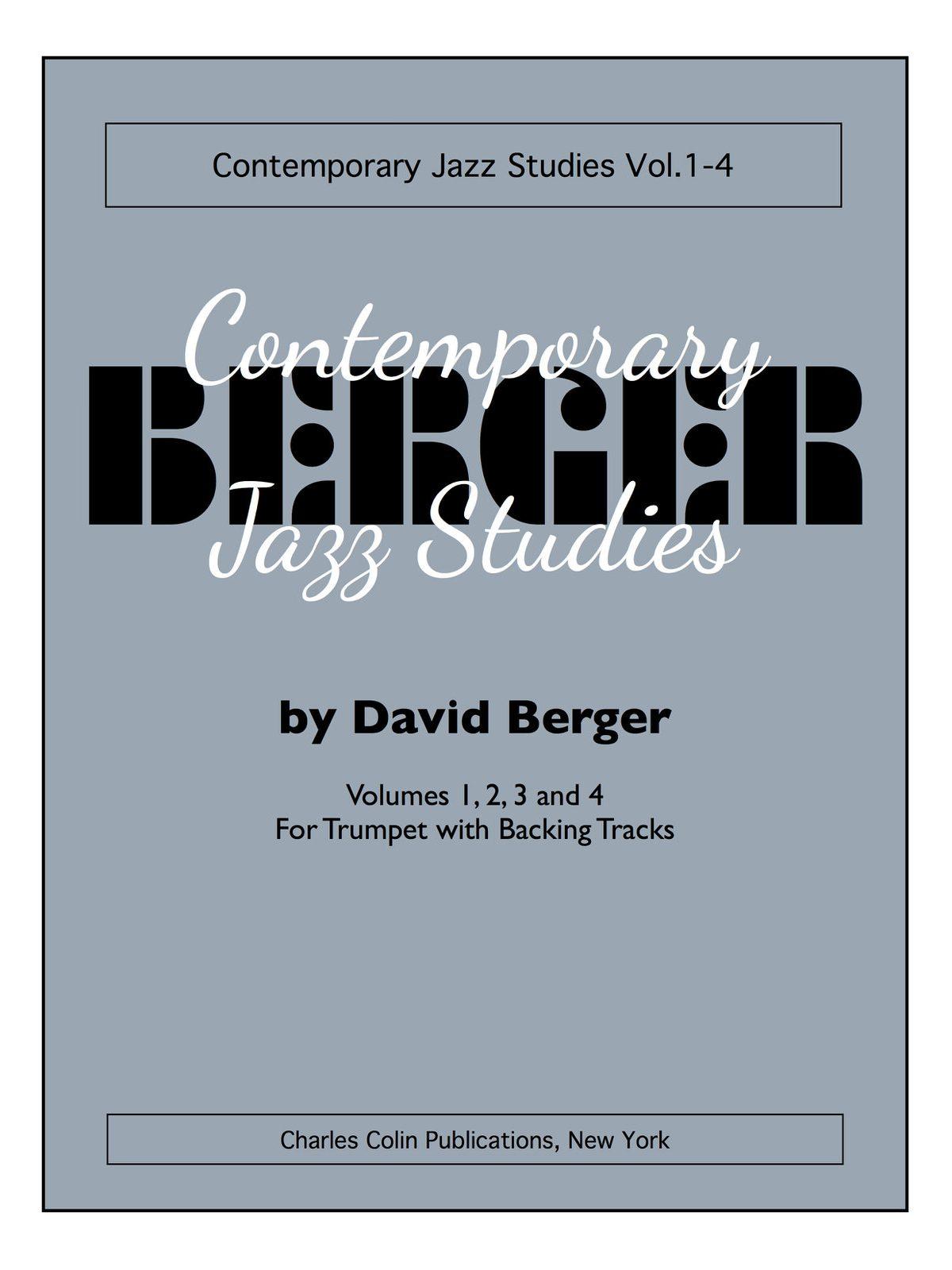 Berger Jazz Studies Complete