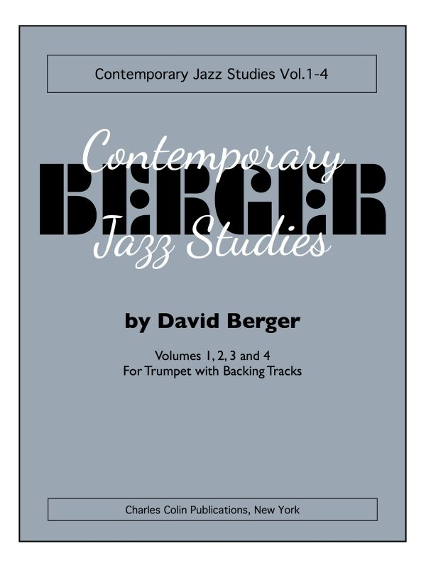 Berger Jazz Studies Complete