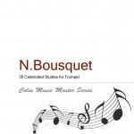 Bousquet 36 Etudes for Trumpet