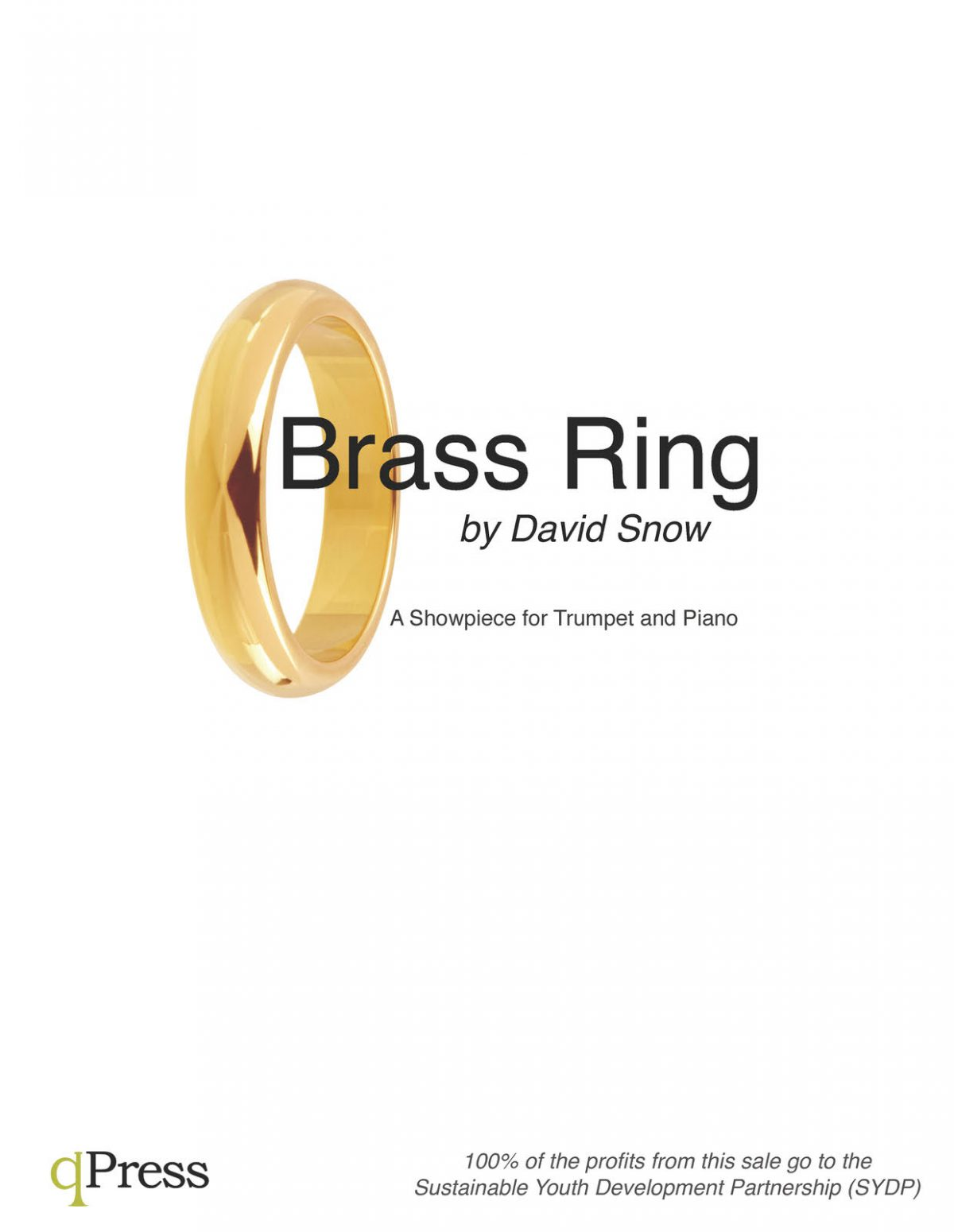 Brass Ring David Snow Trumpet Cover