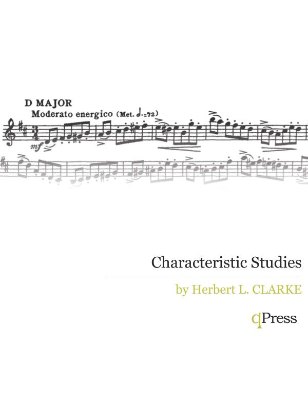 Clarke, Characteristic Studies PDF