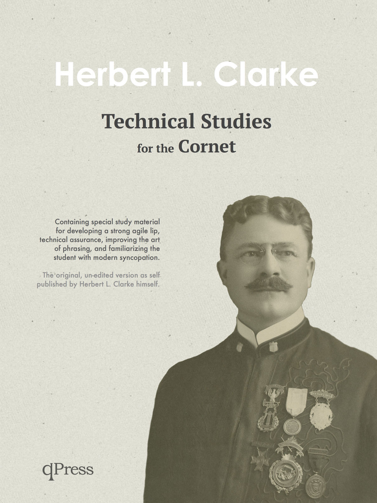 Clarke, Technical Studies for the Cornet 1st Edition