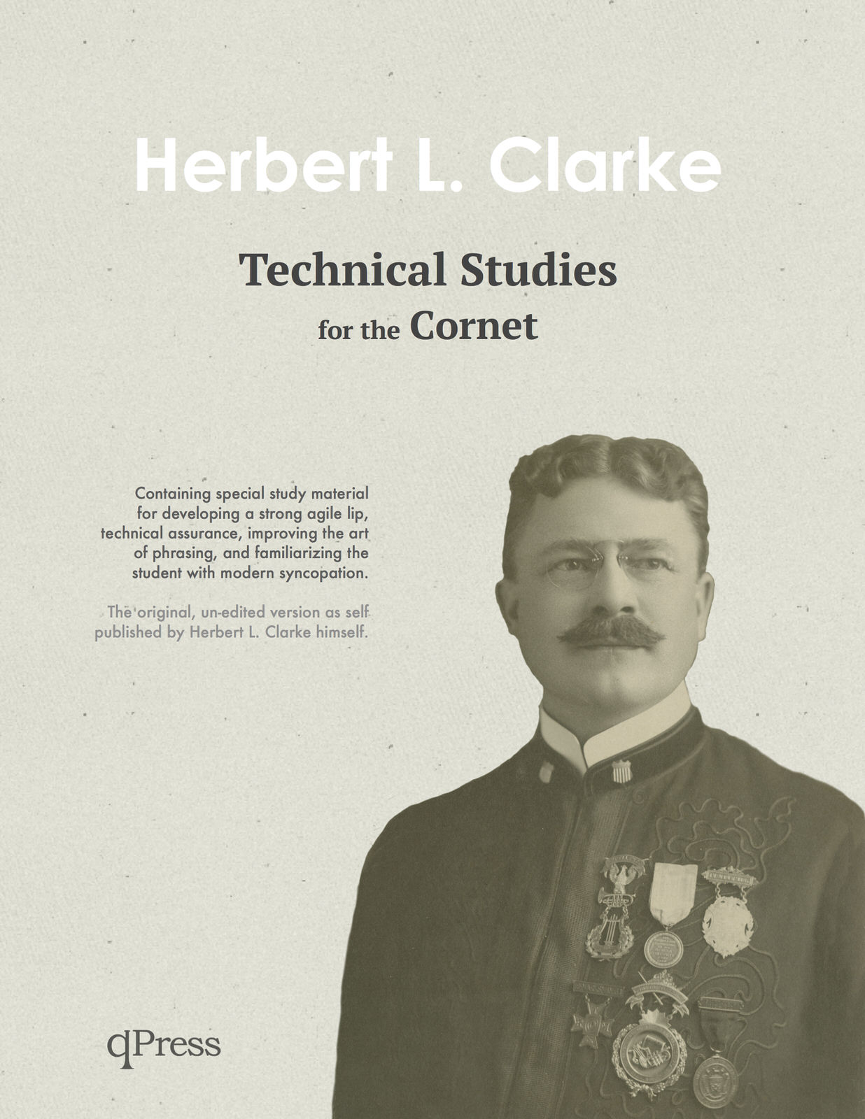Clarke, Technical Studies for the Cornet 1st Edition