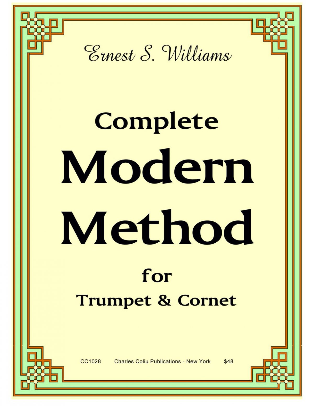 Ernest S. Williams Complete Modern Method PDF