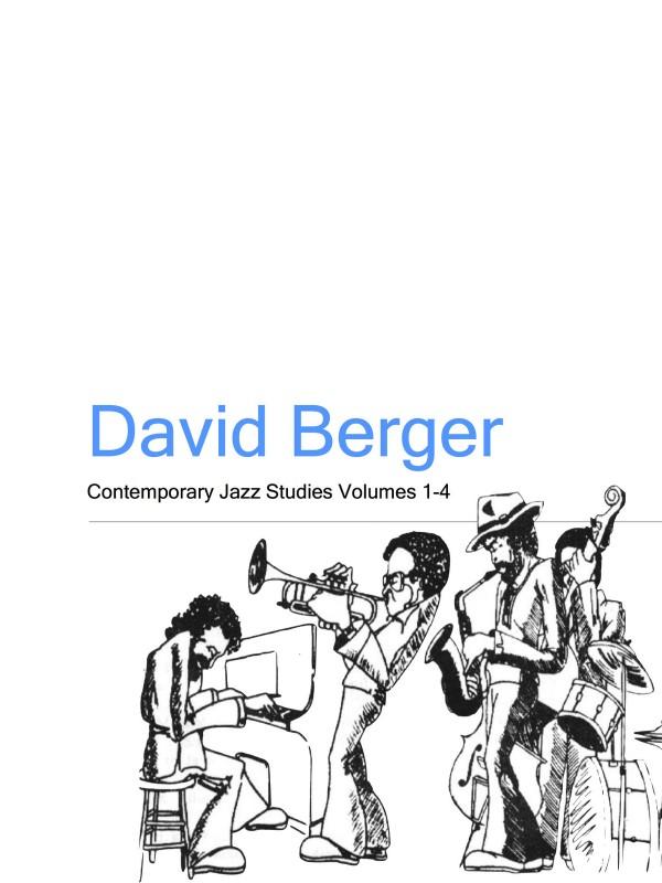 David Berger Complete Contemporary Jazz Studies-1