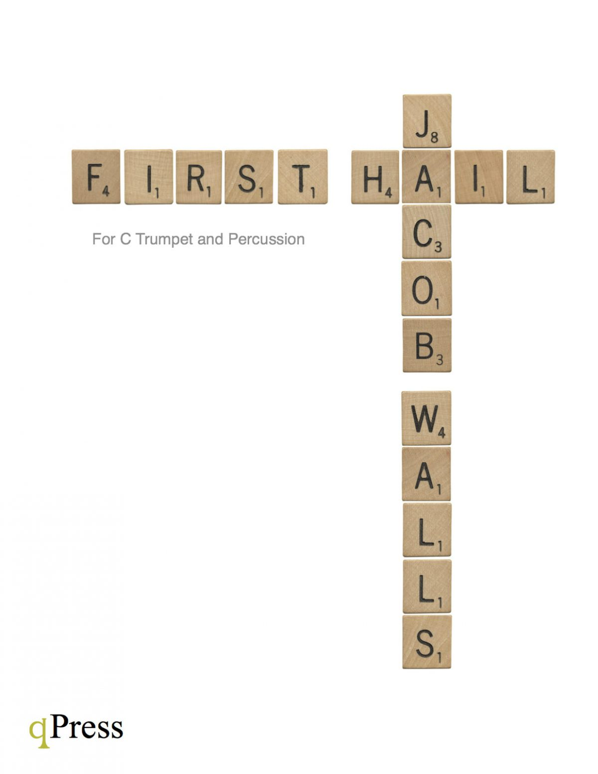 First Hail for Trumpet and Percussion PDF
