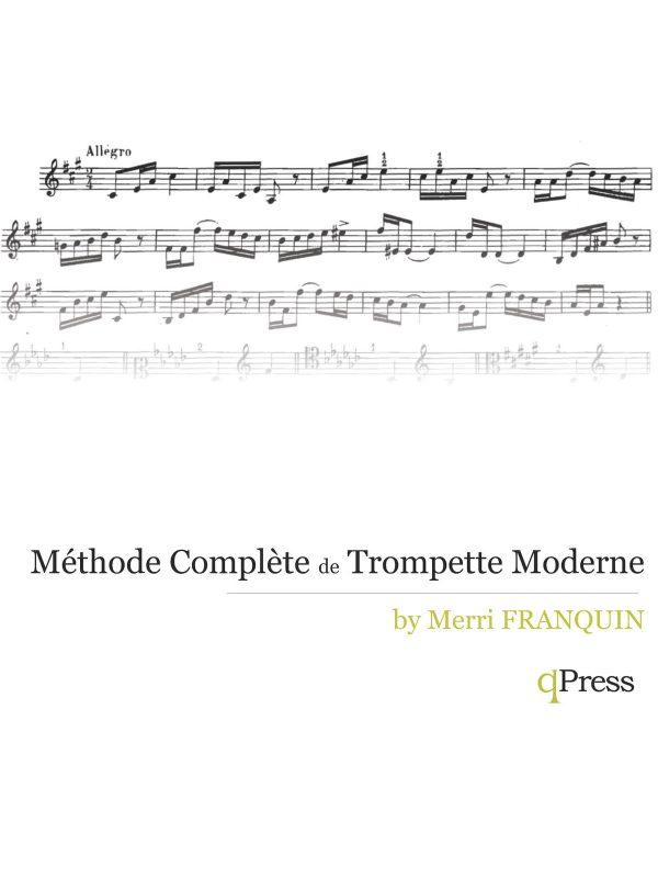 Franquin, Methode Complete de Trompette Moderne