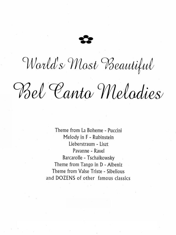 Harte, World's Beautiful Melodies PDF