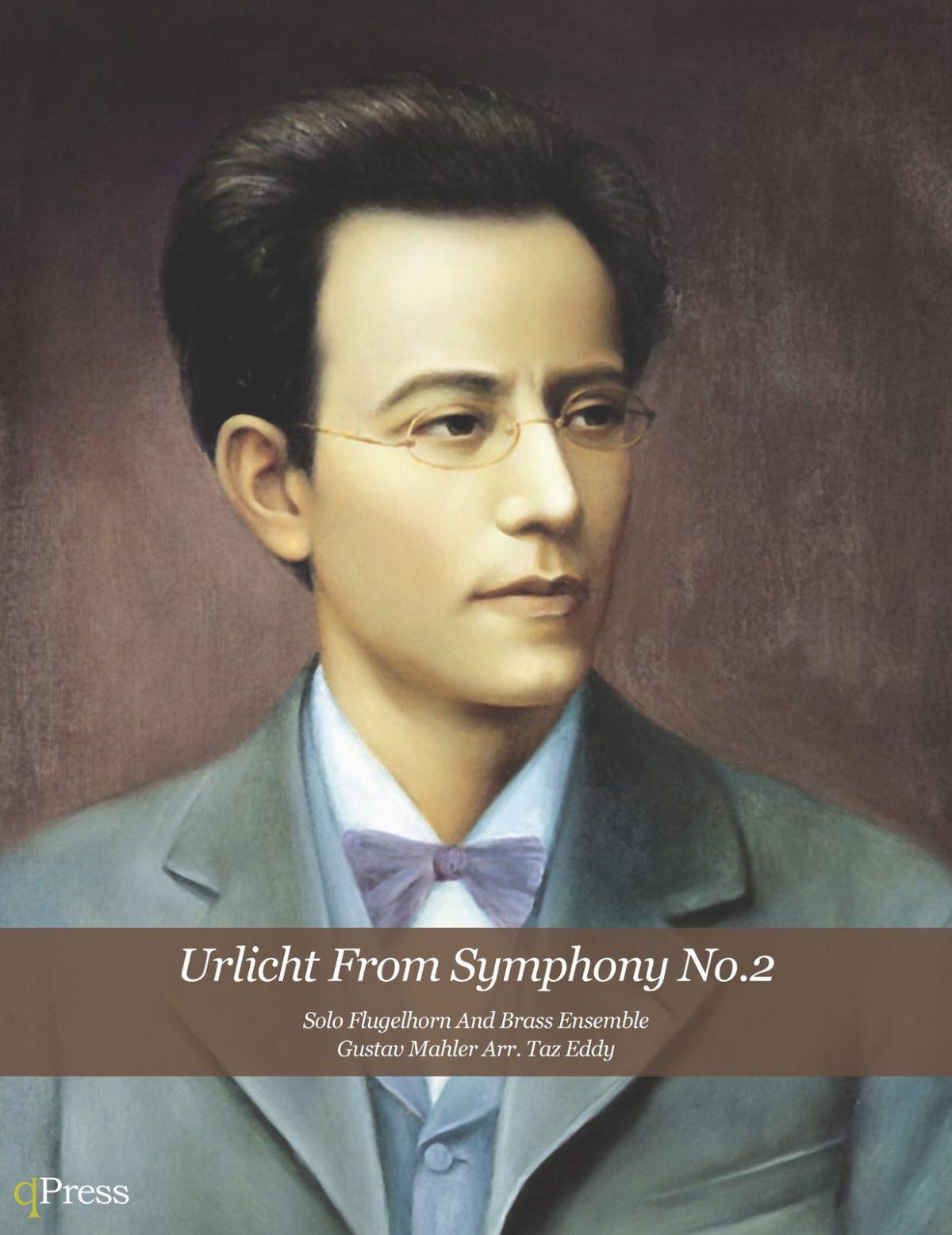 Mahler's Urlicht flugelhorn and ensemble PDF