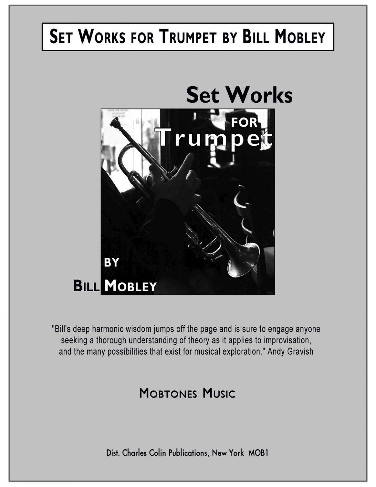 Mobley, Set Works for Trumpet