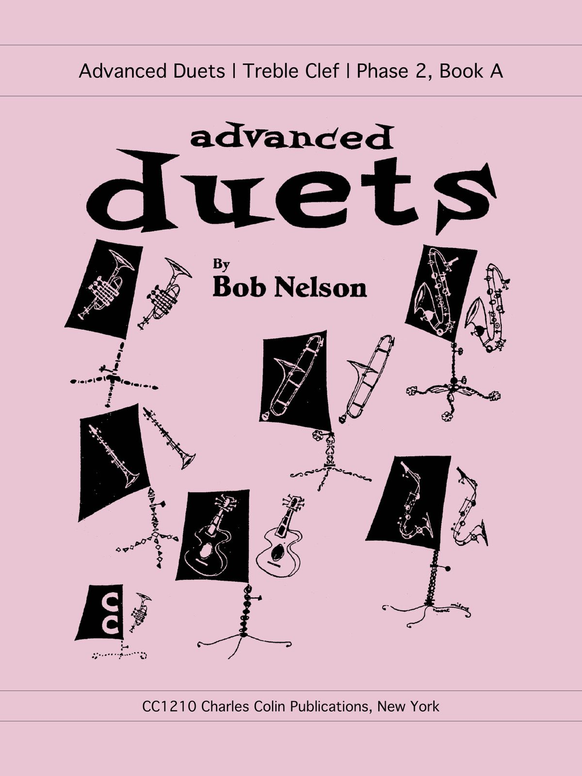 Nelson, Advacned Duets Phase 2 Book A
