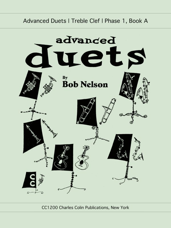 Nelson, Advanced Duets Phase 1 Book A