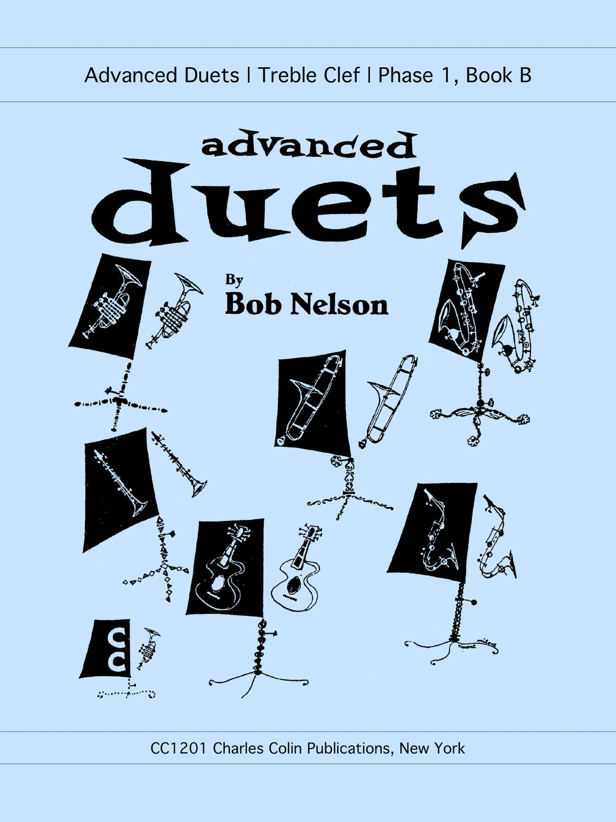 Nelson, Advanced Duets Phase 1 Book B