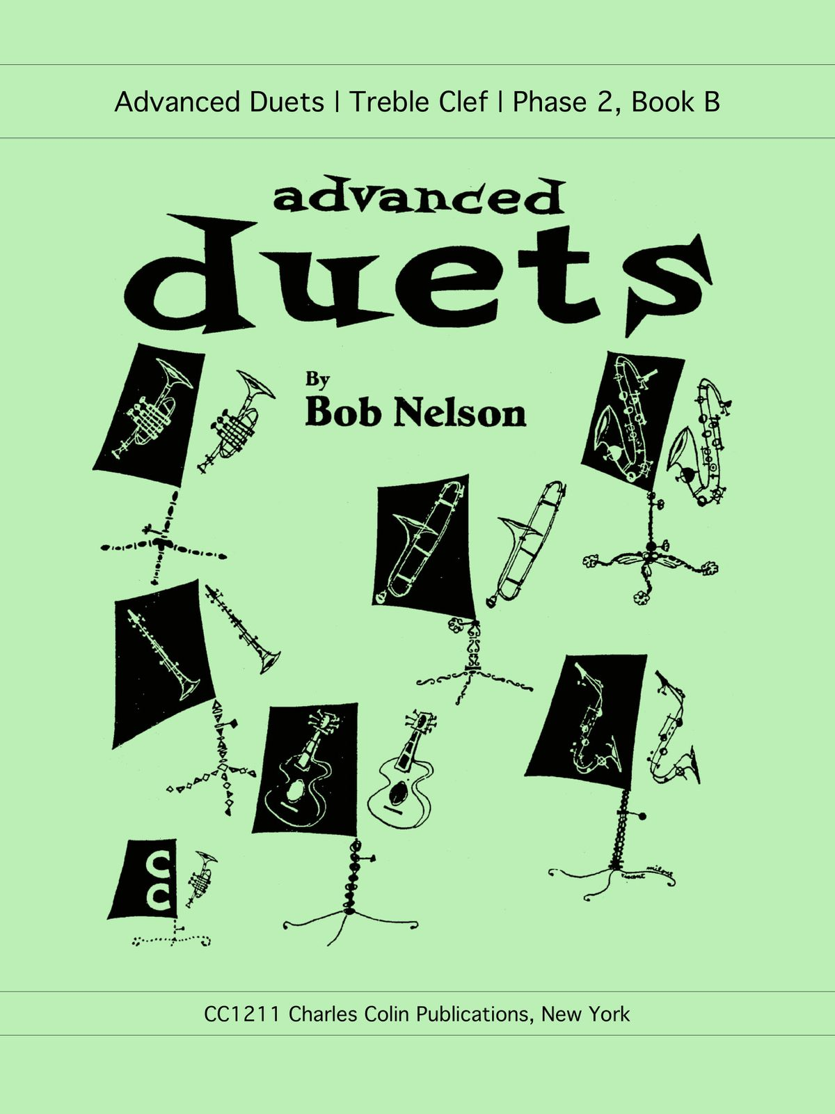 Nelson, Advanced Duets Phase 2 Book B