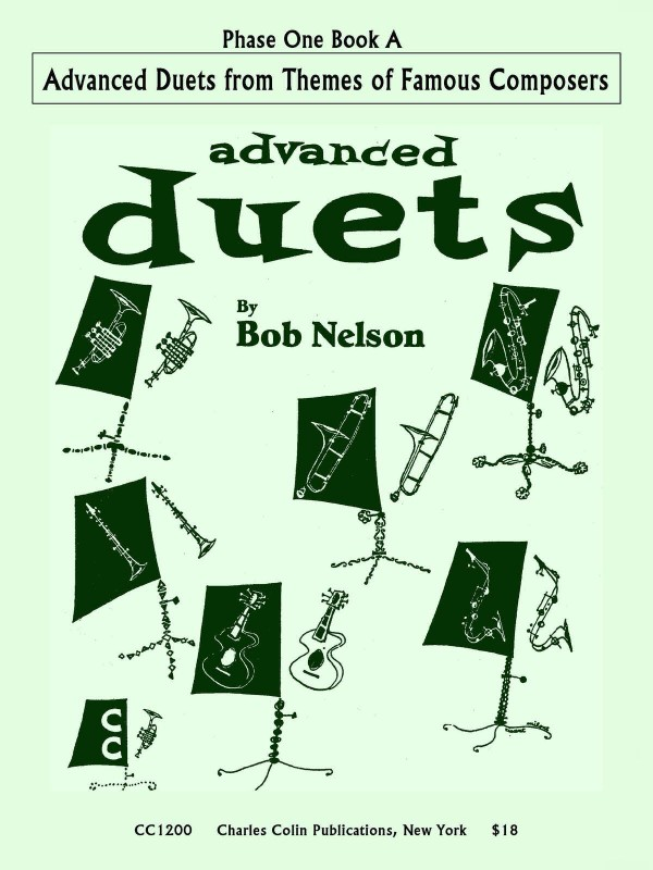 Nelson, Advanced Duets Book A