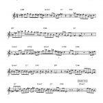 Siereveld, Modern Approach to Improvisation Volume 1 Sipiagin-p48