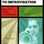 Siereveld, Modern Approach to Improvisation Volume 2 Rotondi-p01