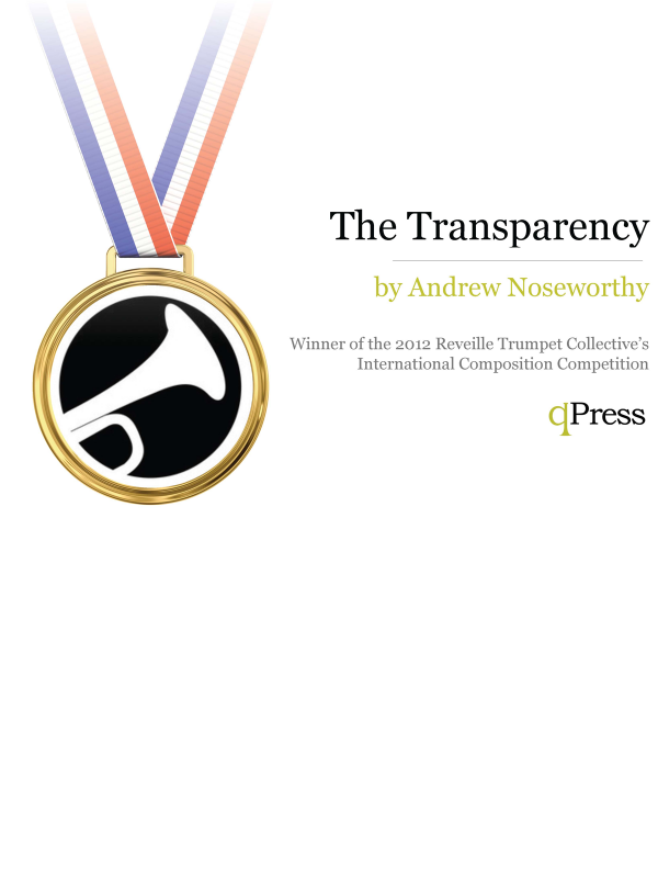 Noseworthy, Andrew The Transparency PDF