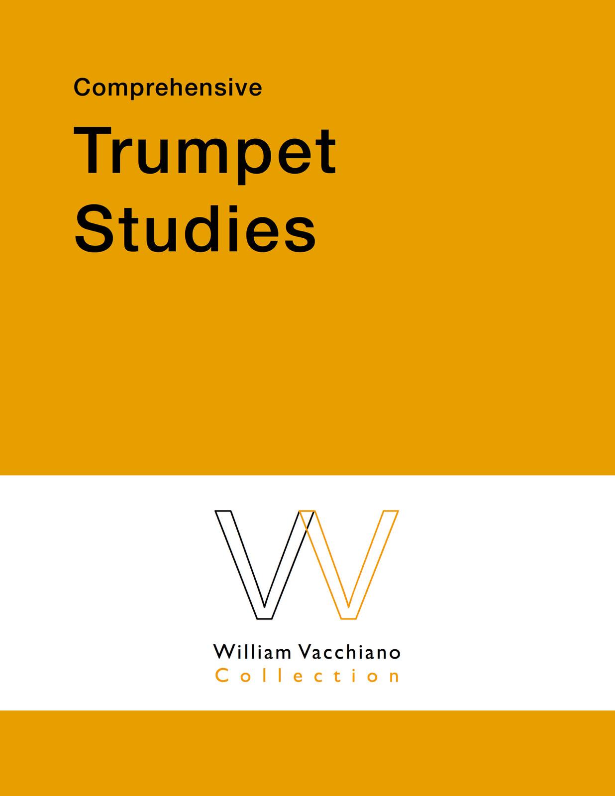 Vacchiano, Comprehensive Trumpet Studies