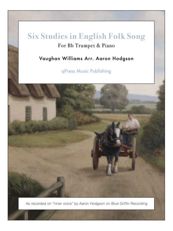 Vaughan Williams, Six Studies (Trumpet)-p01