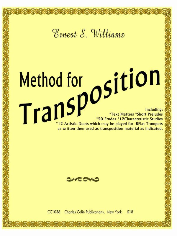 Williams, Method For Transposition PDF