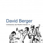 Berger, David Contemporary Jazz Rhythms V.1-4-1