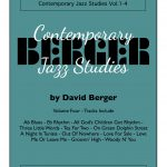 Berger, David Contemporary Jazz Studies V.4