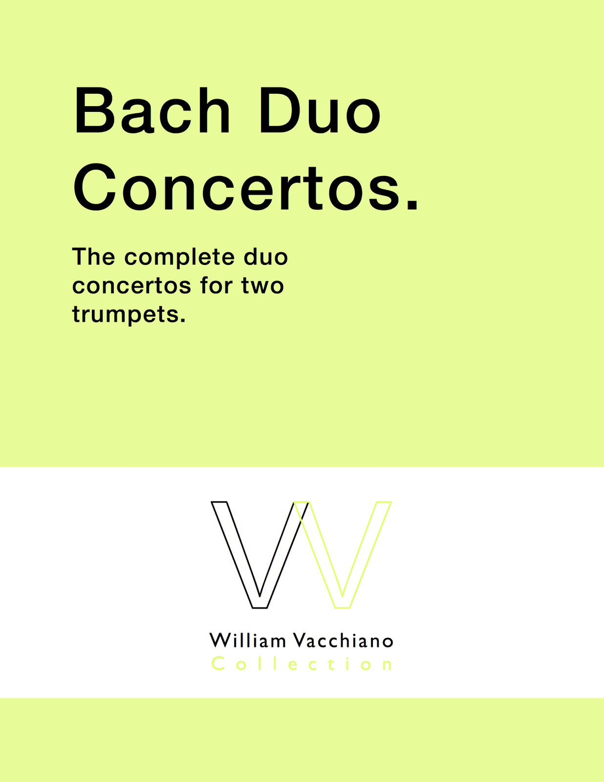 Vacchiano, Bach Duo Concertos Complete