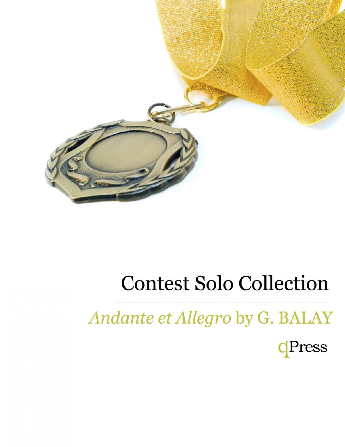 Balay, Andante and Allegro PDF