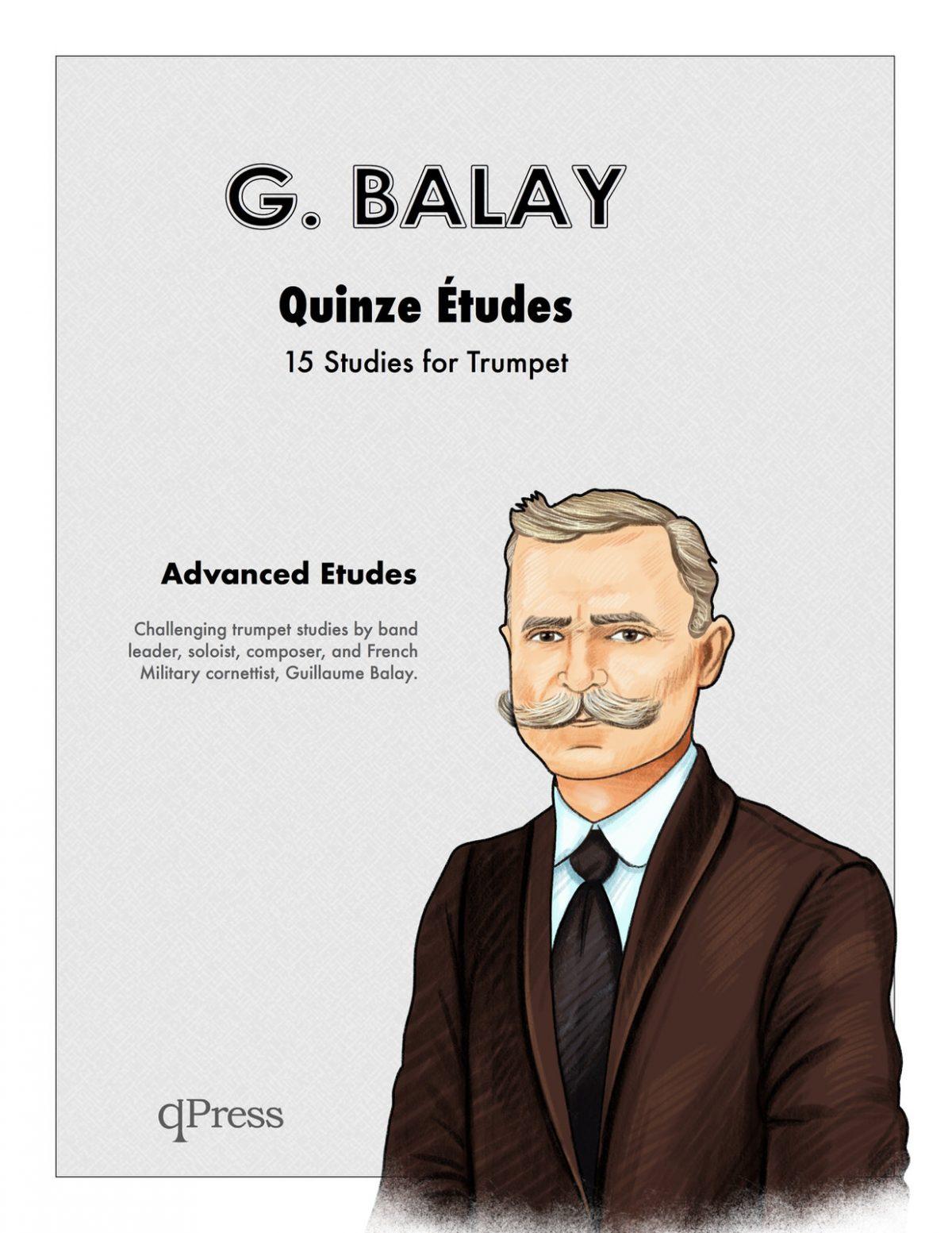Balay, Quinze Etudes-p01