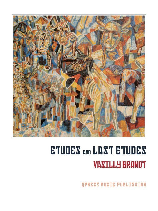 Brandt, Etudes for Trumpet and Last Etudes-p01