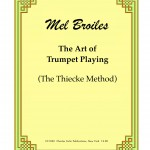 Broiles, The Art of Trumpet Playing PDF