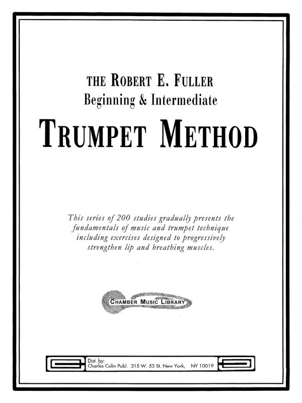 Fuller, Trumpet Method PDF