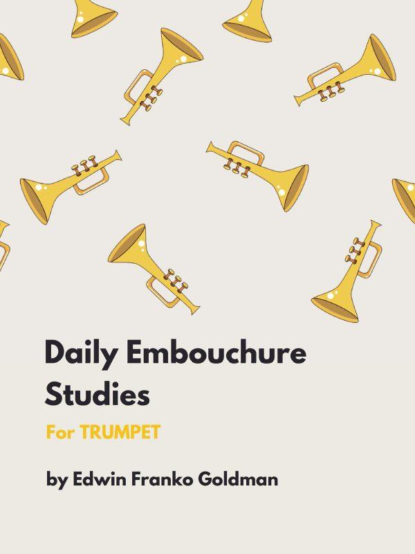 Goldman, EF, Daily Embouchure Studies-p01