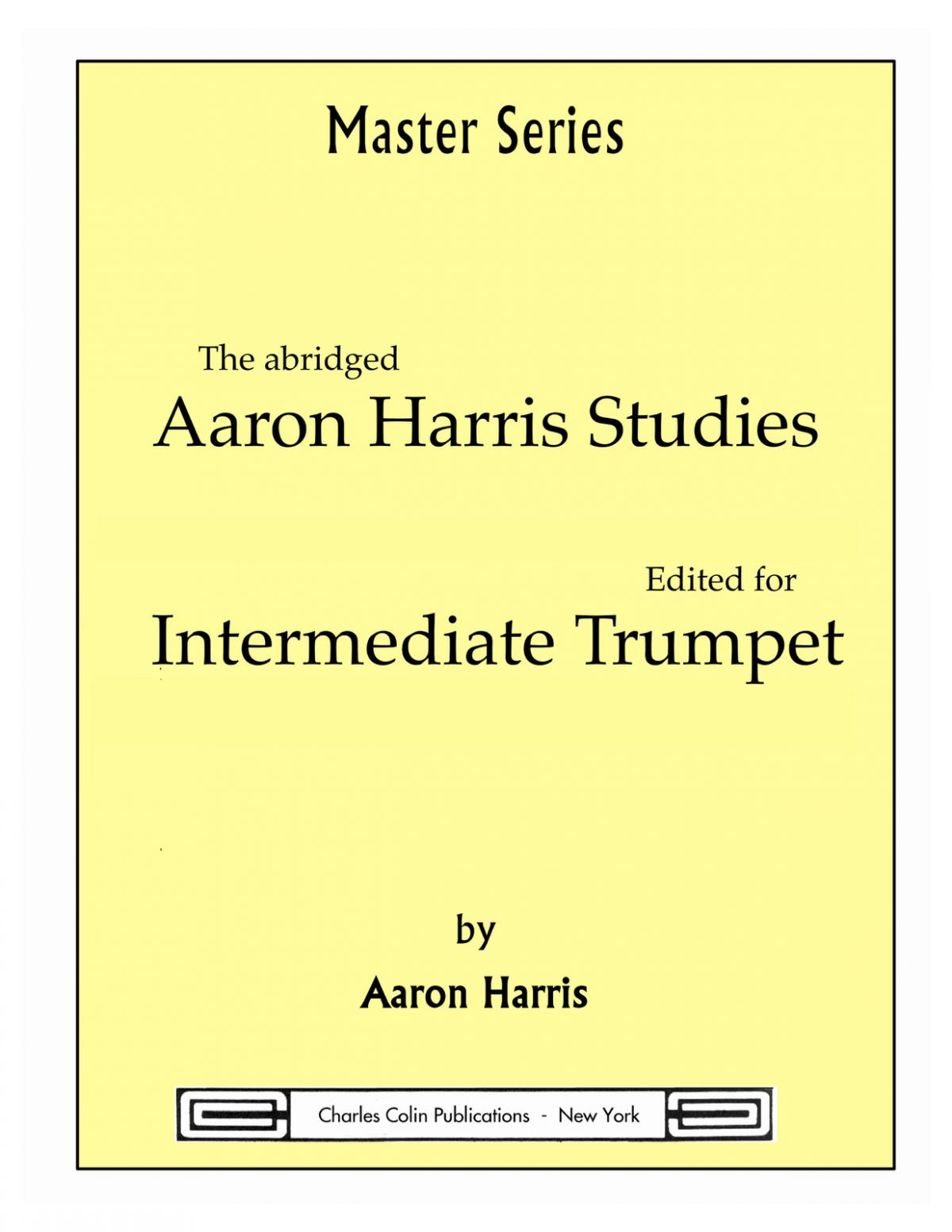 Harris, Intermediate Studies PDF