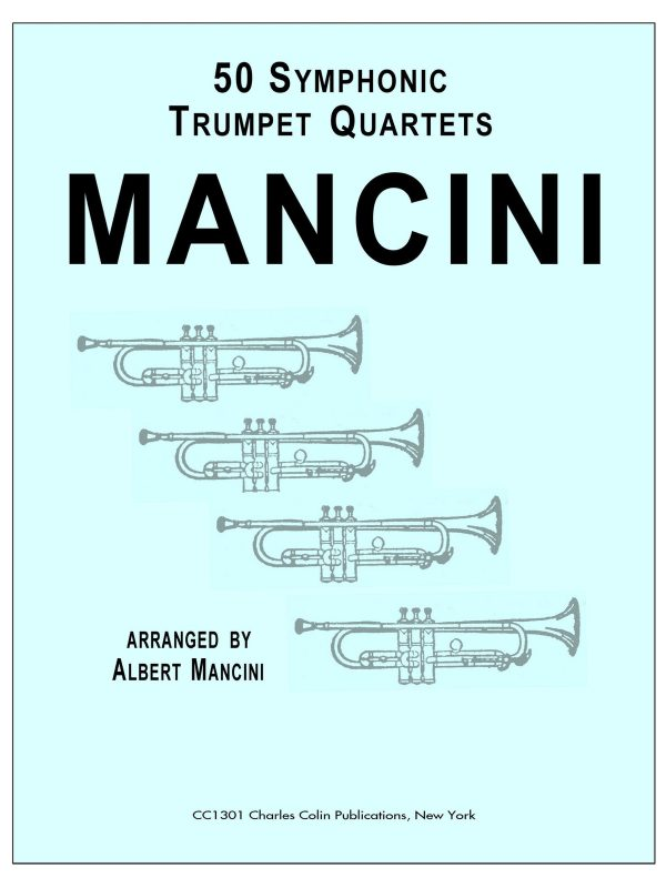 Mancini Symphonic Trumpet Quartets PDF