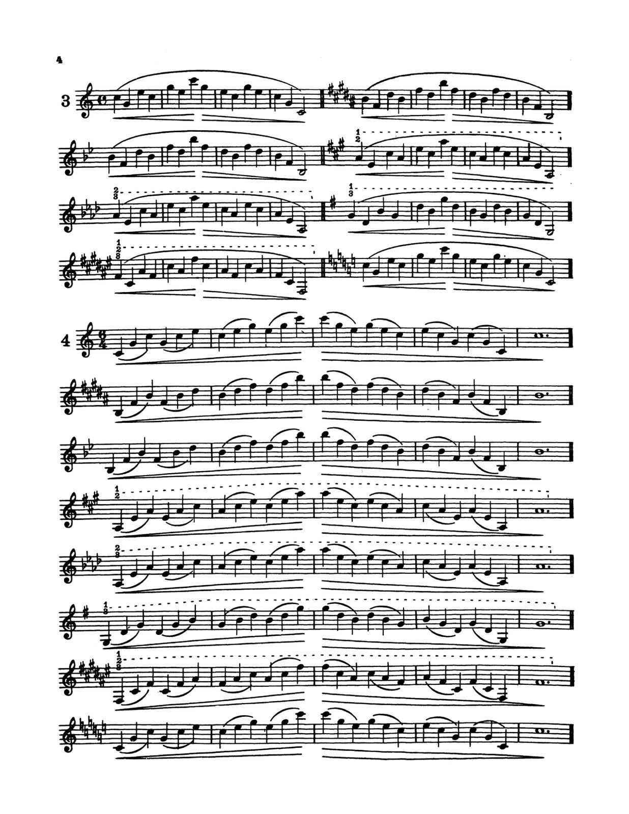 Smith, Walter M, Lip Flexibility for Trumpet-p04