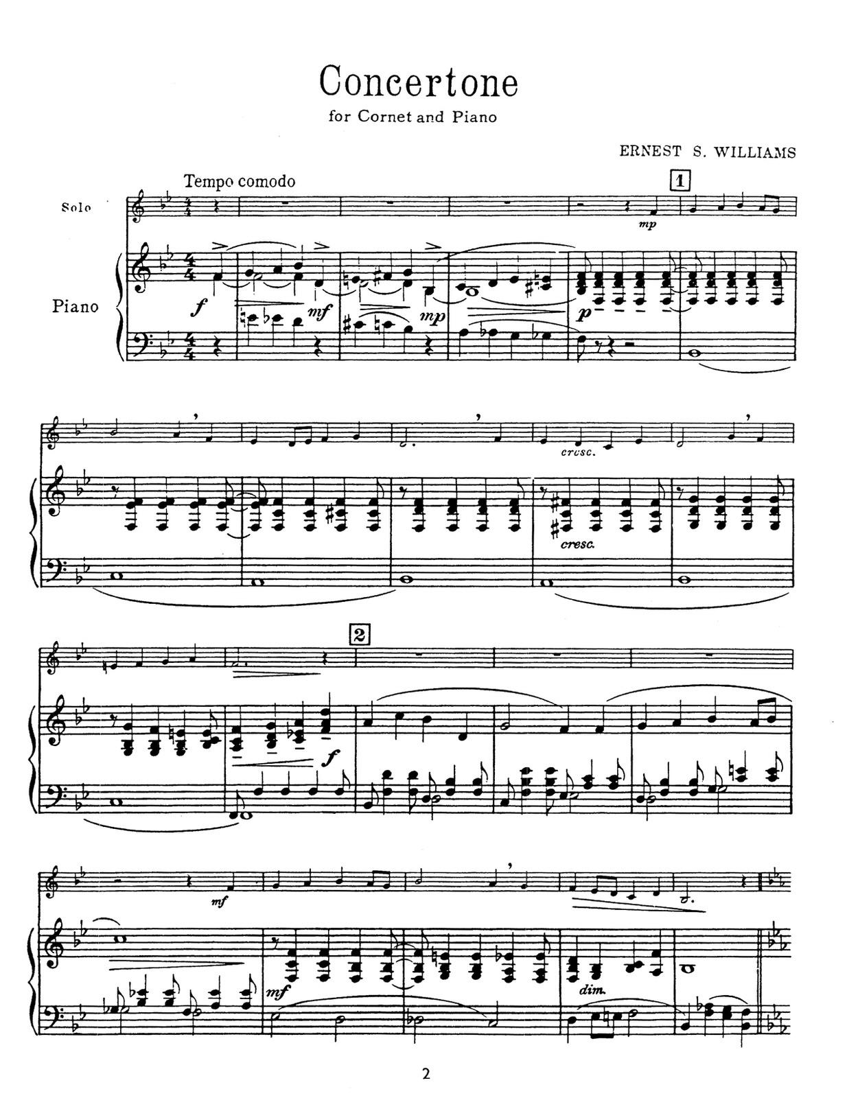 williams-little-classics-piano-score