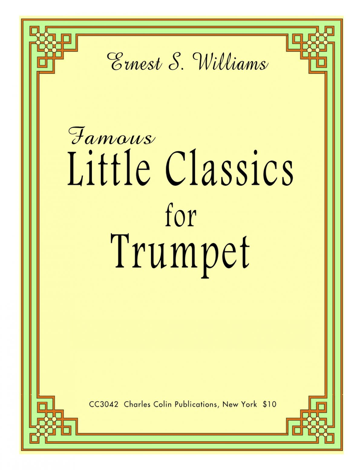 Williams, Little Classics Trumpet NEW