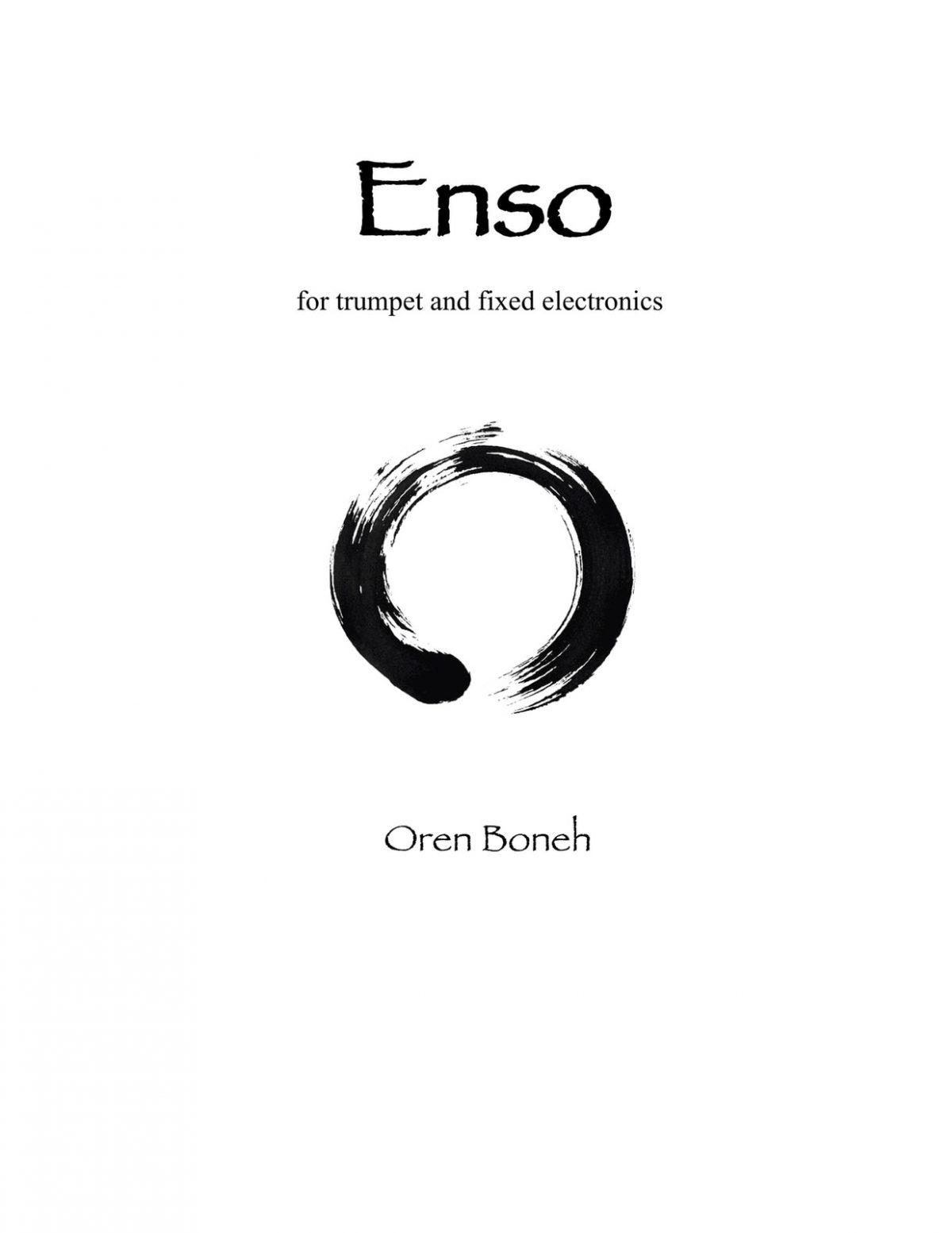 Boneh, Enso Trumpet
