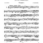 Clodomir, 12 Duets Trumpet 1-p03