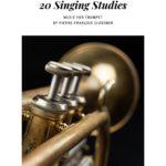 Clodomir, Modern Trumpet School 2, 20 Singing Studies-p01