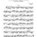 Clodomir, Modern Trumpet School 5, 20 Technical Studies-p03