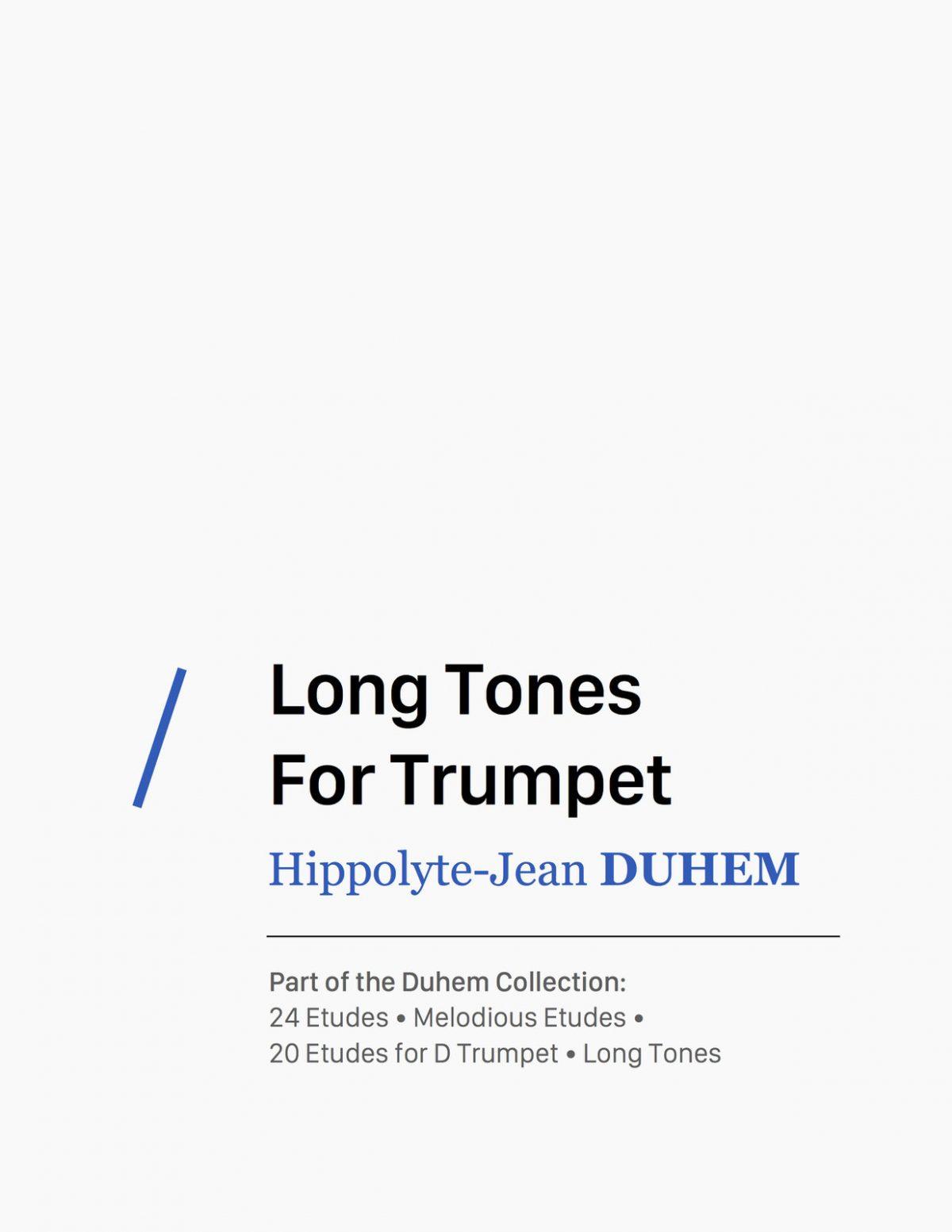 duhem-long-tones
